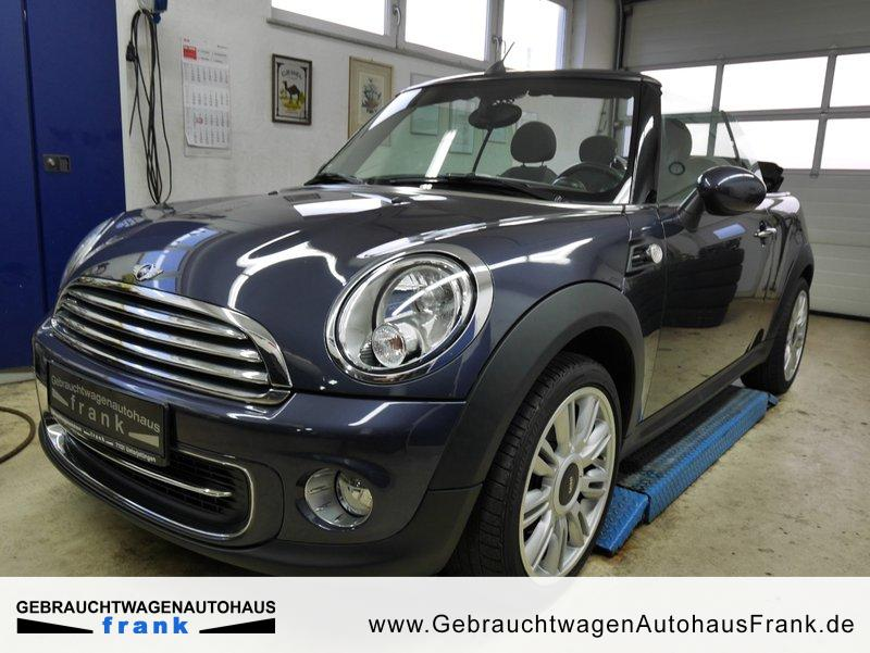 mini cooper cabrio mini gebraucht kaufen in jettingen. Black Bedroom Furniture Sets. Home Design Ideas
