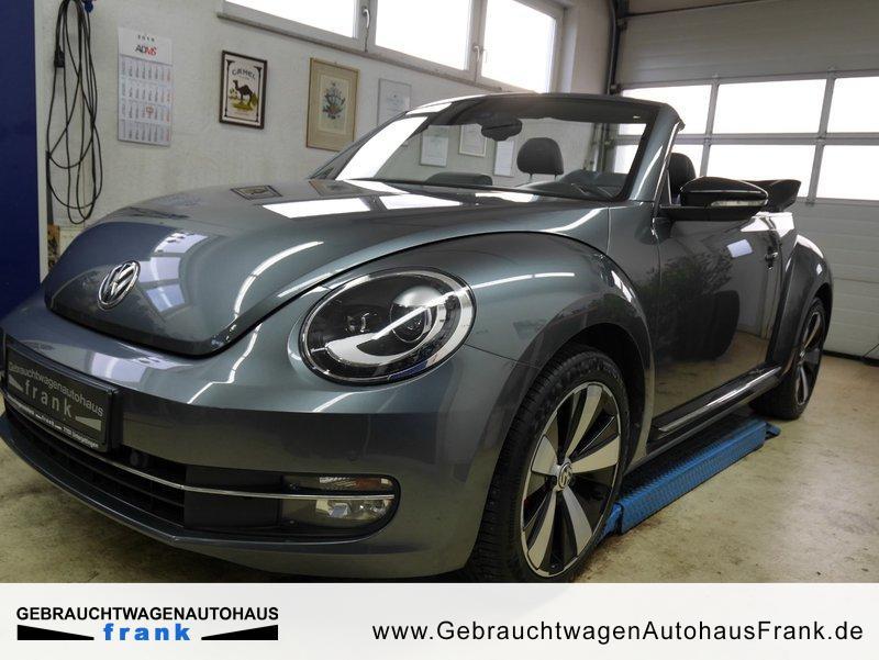 volkswagen beetle cabriolet sport gebraucht kaufen in jettingen w rtt preis 14900 eur int nr. Black Bedroom Furniture Sets. Home Design Ideas